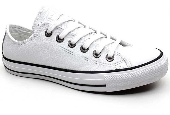 Tênis All Star Converse Couro Original Ct04480001 Pixolé