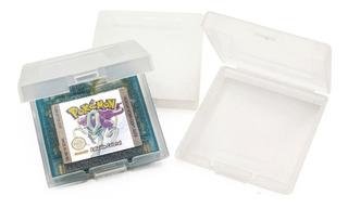 Game Boy Color Dust Cover Gbc Cajas Plasticas