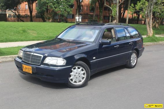 Mercedes-benz Clase C 240 At 2.4
