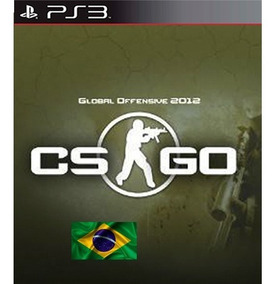 Counter Strike Global Offensive Cs Go Ps3 Play3 Pt Br
