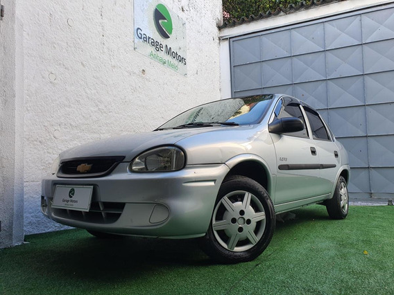 Chevrolet Classic Corsa Sedan Life 1.0 Vhc (flex)