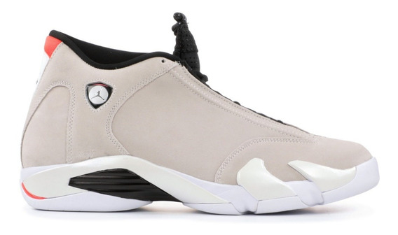 Air Jordan 14 Retro Desert Sand 13us 31mex No. 487471 021