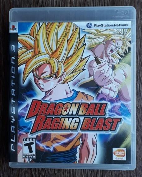 Dragon Ball: Raging Blast - Ps3