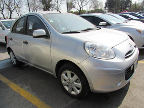 Nissan March 2012 5p Advance 5vel