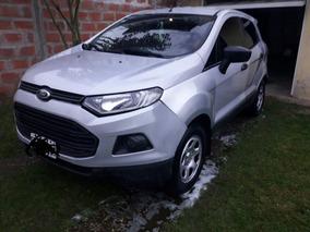 Ford Ecosport S 1.6 2014 Unico Dueño, Liquido, Detalles (av)