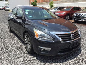 2015 Nissan Altima 3.5 Exclusive Mt