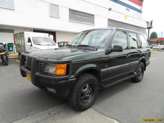 Land Rover Range Rover At 4600cc 4x4