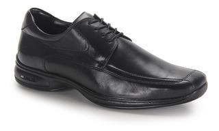 Sapato Conforto Masculino Jota Pe 3d Vision