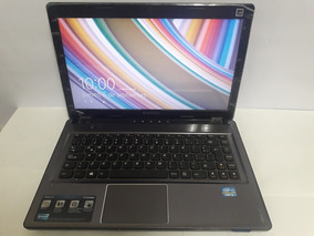 Portatil Laptop Lenovo I5 6gb 1tb W8 Mod Z480 14,5