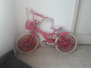 Bicicleta Para Nenas R20 X-terra Rock Star