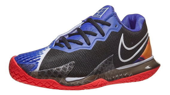 Zapatilla Nike Air Zoom Vapor Cage 4 Black/violet 2020