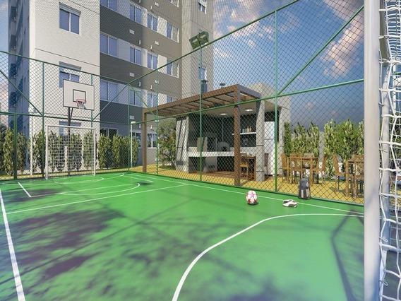 Apartamento A Venda, Cambuci, 2 Dormitorios, Centro, Minha Casa Minha Vida - Ap04225 - 33403308