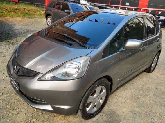 Honda Fit Lx-l Automatico 1.3 Abs 2009