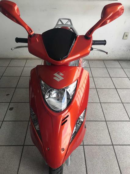 Suzuki Burgman 125 125