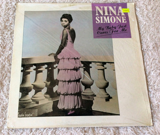 Vinilo Nina Simone - My Baby Just Cares For Me (1987)