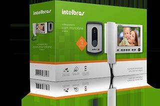 Video Portero Electrónico Con Auricular