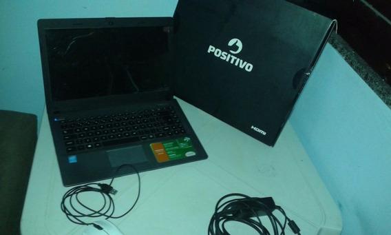 Notebook Positivo Premium Intel Core I3 4gb Ram 500gb Hd W10