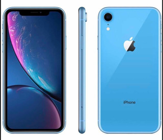 iPhone XR 64gb Blu