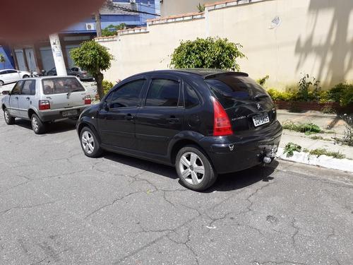 Citroën C3 2006 1.6 16v Exclusive Flex 5p