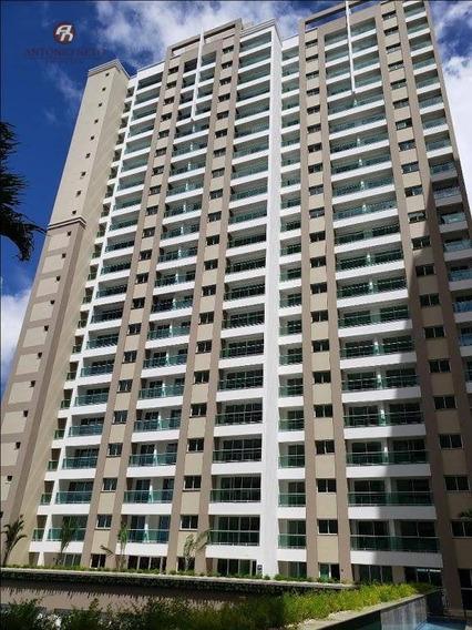 Apartamento À Venda, 48 M² Por R$ 380.000,00 - Centro - Fortaleza/ce - Ap0366