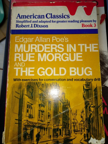 Murders In The Rue Morgue And The Gold BugEdgar Allan Po-