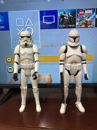 Star Wars - Soldados Imperiales Juguetes Coleccionable