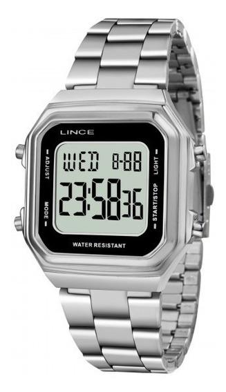 Relógio Lince Sdm615l Bxsx Feminino Prata - Refinado