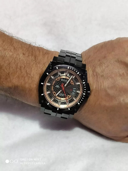 Relógio Bulova Masculino Precisionist Chrono 98b143