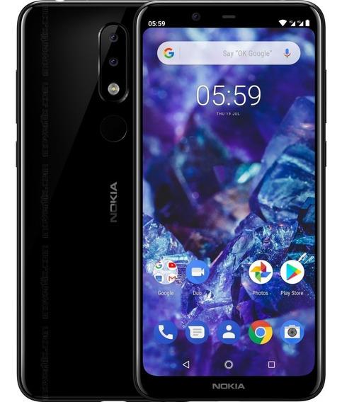 Celular Nokia 5.1 Plus 32gb Original Libre Envio Gratis Gtia