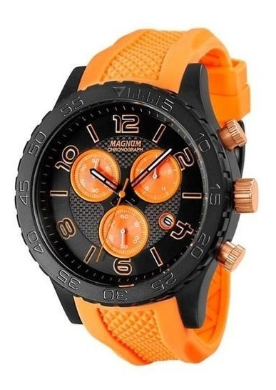 Relógio Magnum Masculino Chronograph Ma33504j - Loja Oficial