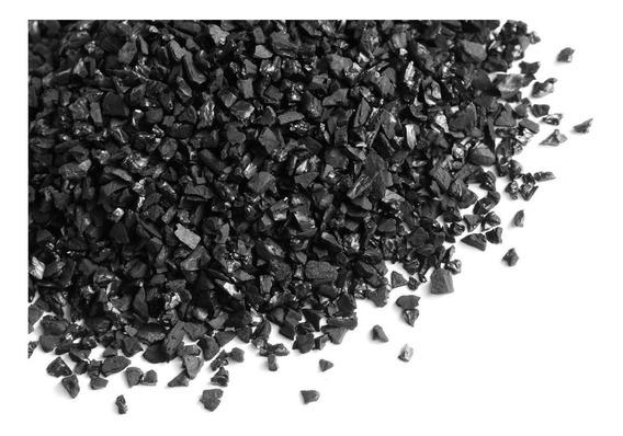 Carbon Activado 1kg Para Filtro Aquatank