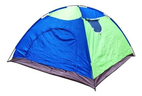 Imagem 1 de 7 de Barraca Camping Iglu 8 A 12 Lugares  300x300x170cm