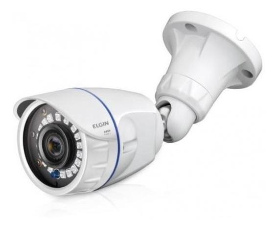 Câmera Digital Dvr Bullet 4 Em 1 Hd 720p 3.6mm 25mts Elgin