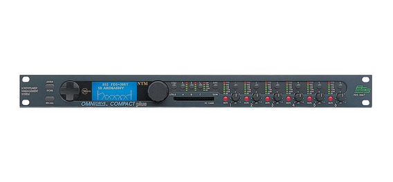 Bss Fds 366t Omni Drive Compact Plus By Harman / Wx