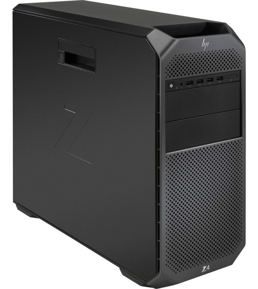 Workstation Hp Z4 G4 6 Core 32gb Ram 512gb Nvm P5000 16gb