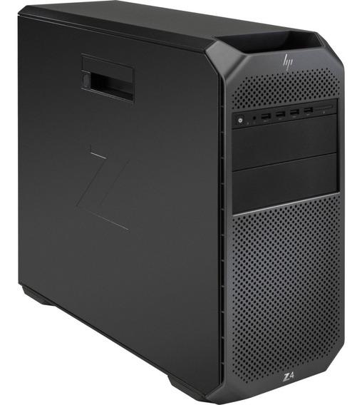Workstation Hp Z4 G4 6 Core 32gb Ram 512gb Nvm P5000 16gb