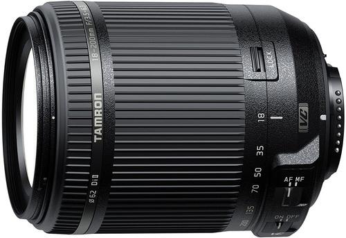 Lente Tamron 18-200mm F/3.5-6.3 Di Ii Vc Para Nikon Nova
