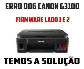 Conserto Erro 006 Placa Logica Bloqueada G3100