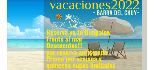 Imagen 1 de 10 de Alquilo Casa Cabaña Bungalow Y Apartamentos Barra Del Chuy