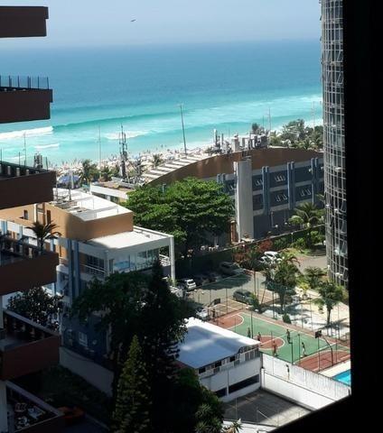 Apartamento 4 Quartos, Barra Da Tijuca, Posto 4, Edifício Frente À Praia - 24064