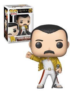 Funko Pop! Freddie Mercury # 96 * Local Caba