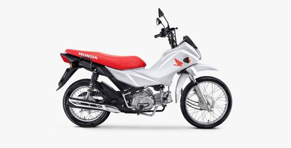 Honda Pop110i - Branco 0km Sem Entrada