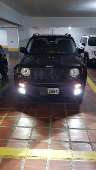 Jeep Renegade 2018 1.8 Flex Aut. 5p
