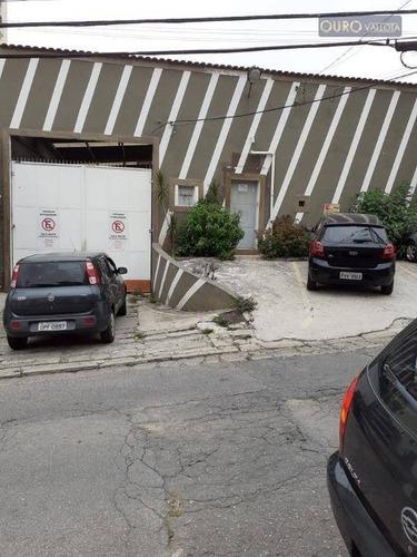 Galpão Para Alugar, 1100 M² Por R$ 15.000,00/mês - Vila Prudente (zona Leste) - São Paulo/sp - Ga0713