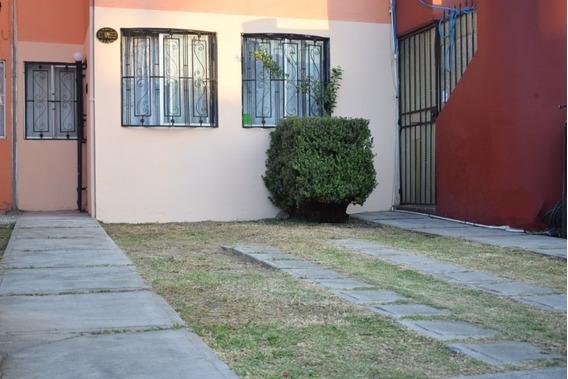 Rento Preciosa Casa En Rinconada San Felipe Coacalco, Edomex