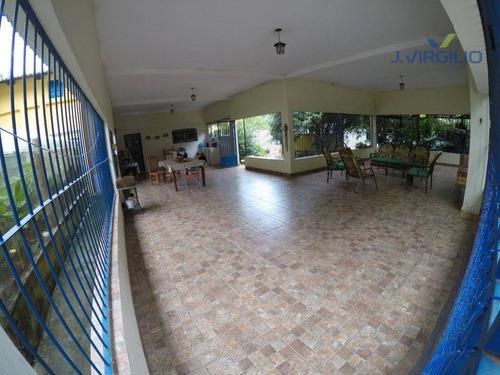 Imagem 1 de 30 de Chácara Com 3 Dormitórios À Venda, 20000 M² Por R$ 500.000 - Ch0014