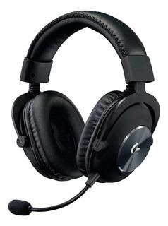 Auricular Headset Gamer Logitech G Pro X Gaming 7.1 Fact A-b