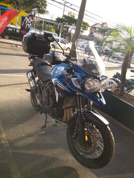 Triumph Tiger Explorer (ñ Bmw, Yamaha, Honda) Baixo Km