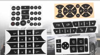 Kit Completo Reparacion Mercedes Benz Stickers Calcomanias