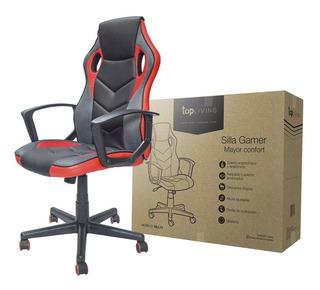 Silla Gamer Reclinable 150kg Ergonomica Gaming Pc